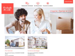 Promoteur immobilier à Toulouse avec Endroits de Cité