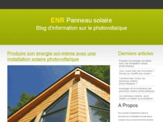 Capture du site http://www.enr-panneau-solaire.fr