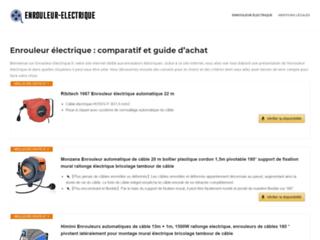 Détails : Enrouleur-Electrique