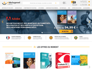 Capture du site http://entelechargement.com