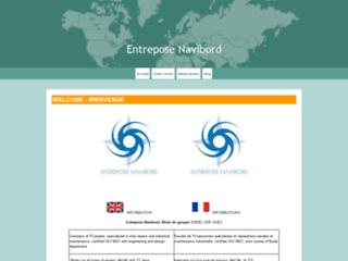Détails : Entrepose Navibord