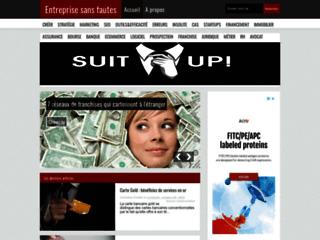 Détails : www.entreprise-sans-fautes.com