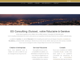 Fiduciaire Genève - EO Consulting