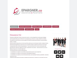 Détails : Assurance vie épargne performante et personnalisée