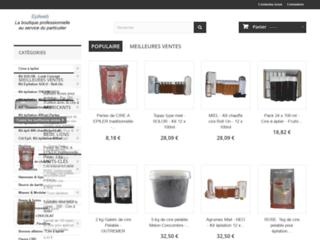 Boutique du soin épilatoire sur http://www.epilweb.com