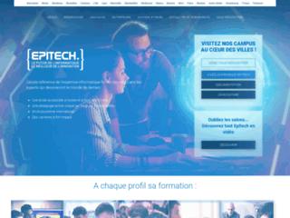 Epitech, Ecole Informatique et Nouvelles Technologies
