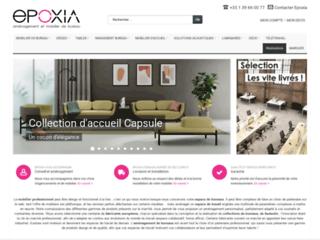 Détails : Epoxia, mobilier direction