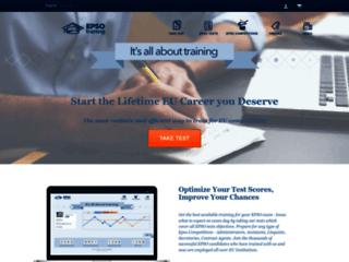 Détails : EPSO Training