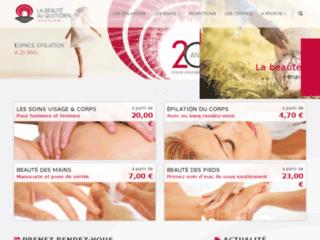 Espace-épilation.com - Instituts d'épilation de soins du visage, manucure, beauté des pieds et soins du corps