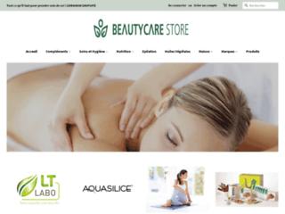 Vente en ligne de produits pour les soins du corps sur http://www.estheticstore.fr