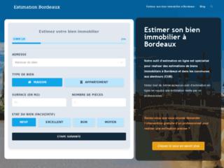 Détails : Estimer son bien immobilier à Bordeaux - Estimation Bordeaux