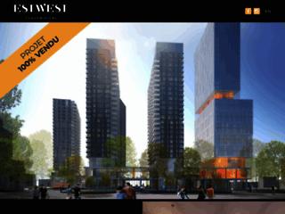 Projet EstWest : condos de luxe neufs à vendre à Montréal