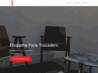 Etiopathe Paris Trocadero