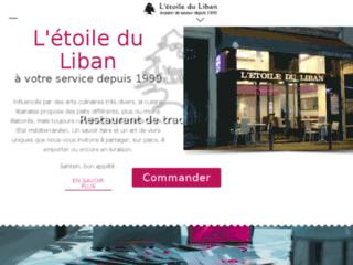 L'étoile du liban : restaurant de traditions libanaises, livraison de spécialités libanaises 75