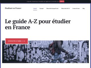Le guide pour continuer ses études en France