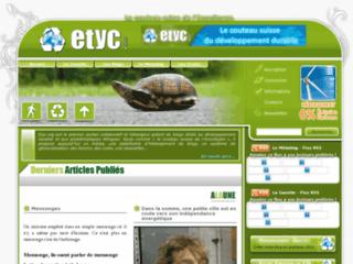 Portail et boutique en ligne de produits biologiques