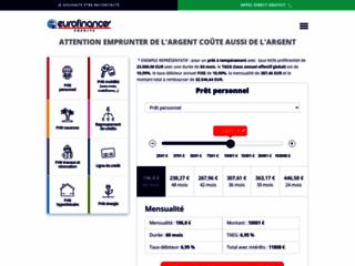 Simulation gratuite de prêt en ligne