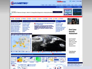 EuroMeteo.com - Previsioni del tempo, Condizioni meteo in Italia ed Europa