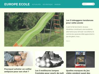 http://www.europe-ecole.fr