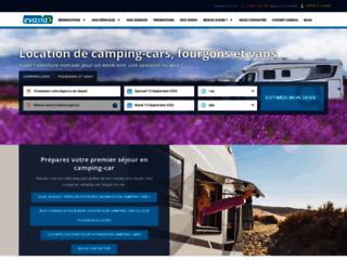 Location de camping-cars et de fourgons avec Evasia