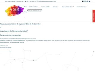 Détails : Agence événementielle à conscience professionnelle à Lyon