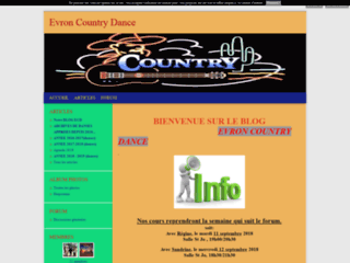 Evron Country Dance