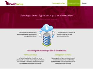 ewanbackup-une-solution-pour-vos-sauvegardes-en-ligne