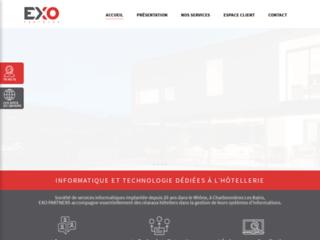 Exo Partners externalisation informatique Lyon
