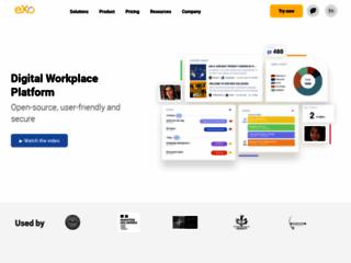 intranet-open-source-logiciel-de-travail-collaboratif-exo-platform