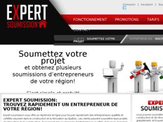 Détails :  SOUMISSION CONSTRUCTION- soumission entrepreneur
