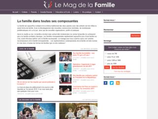 Aperçu du site Famille.xyz