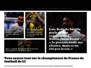 Détails : Fanafoot news foot