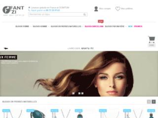 Fantzi, bijoux en ligne
