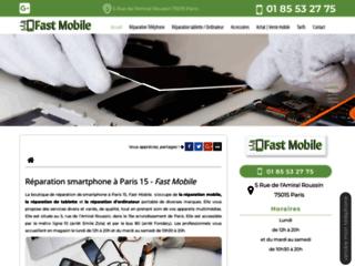 Smartphone reconditionné à Paris 15