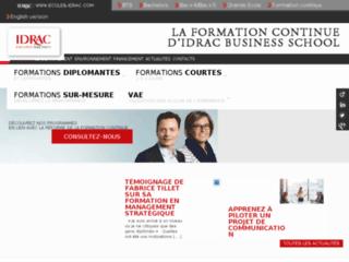 Détails : FC idrac