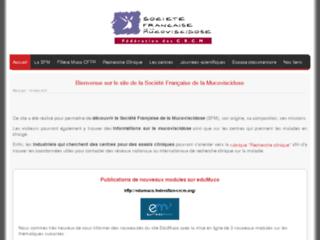 Société française de la mucoviscidose sur http://www.federation-crcm.org