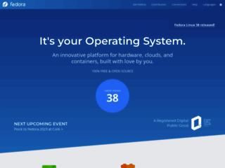 Fedora Linux Project - Scarica Fedora e provala (sito Ufficiale)