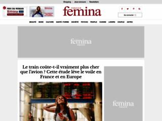Version Femina - Votre magazine feminin en ligne
