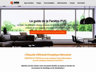 Fenetrepvc.pro, le guide de la fenêtre en PVC