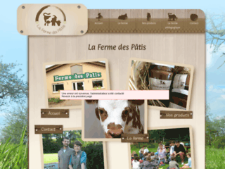 La Ferme des Pâtis - vente de produits fermiers de Normandie à Mery-Corbon (14)