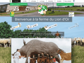 Ferme et gite du lion d'or