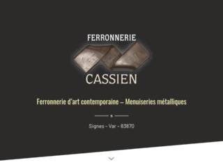 Détails : Ferronnerie Cassien