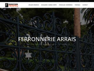 Détails : Ferronnerie arrais