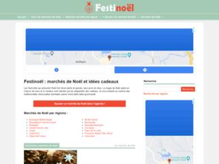 Aperçu du site Festinöel