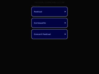 Festival de Cornouaille - Informations