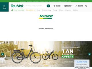 Feu Vert : Bienvenue sur le site de Feu Vert - Pneus, GPS, équipement