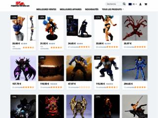 Détails : figurines-mangas.com, des figurines de mangas