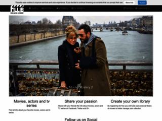 Fillib - L'applicazione gratuita che consente di gestire la propria collezione di Film
