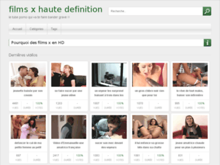 films x haute definition