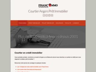 Financ'Immo - Courtier en prêt immobilier Angers depuis 2001